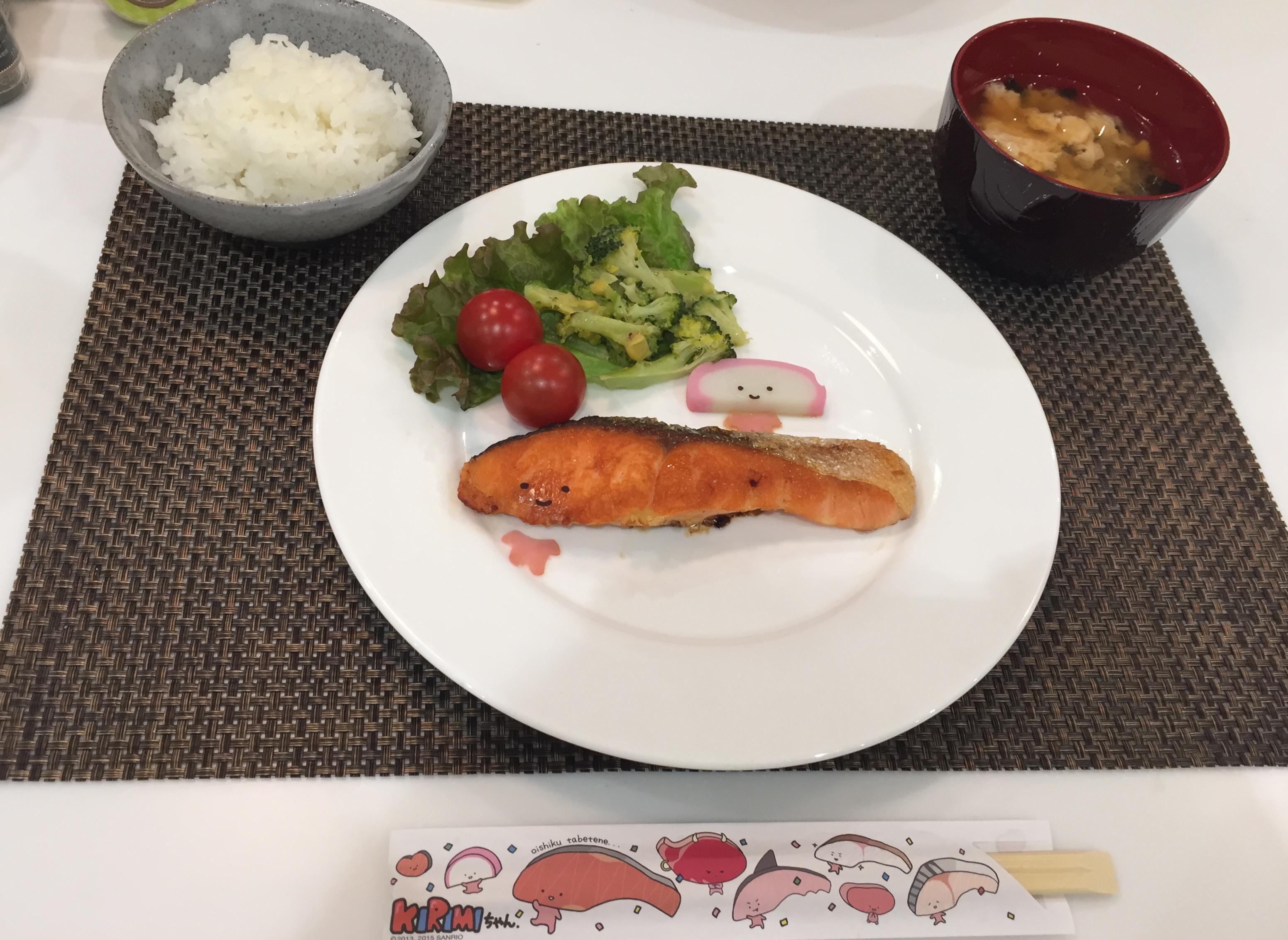 KIRIMIちゃんお料理